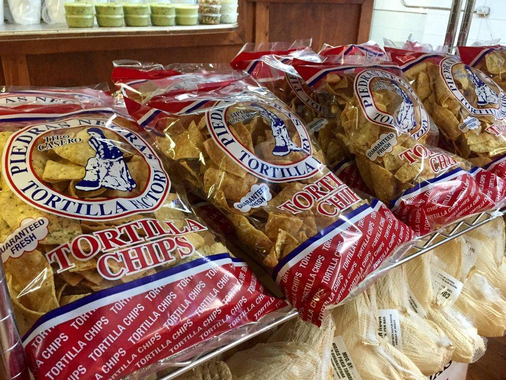 Piedras Negras Tortilla Factory: 340 N Pierce St, Eagle Pass, TX