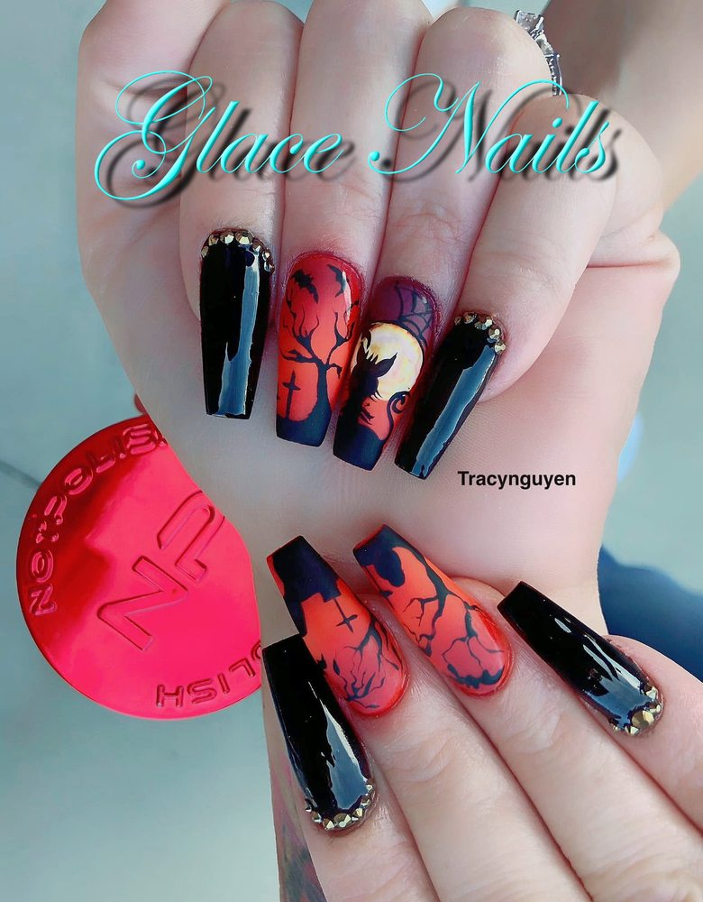 Glace Nails