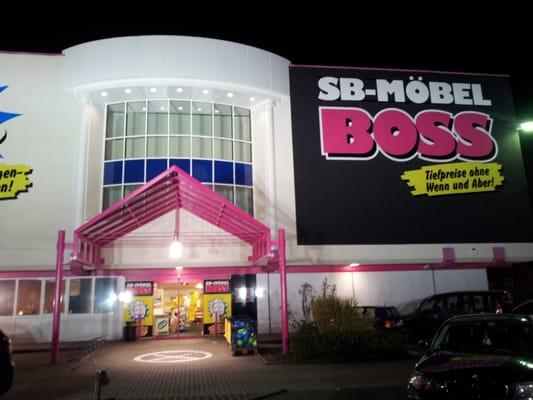 SB Möbel Boss   Furniture Stores   Odenwaldring 10, Offenbach