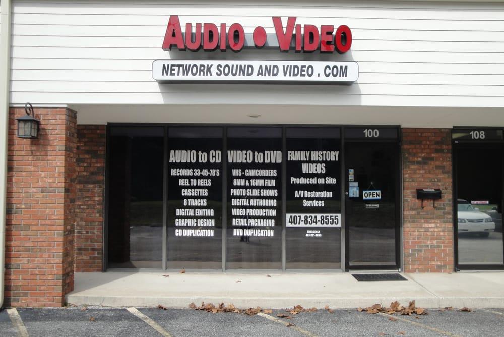Network Sound and Video, Inc: 2520 N Ronald Reagan Blvd, Longwood, FL