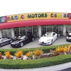 Magic Motors Center 11 Rese As Concesionarios De Autos