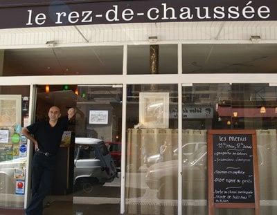 Le rez de chauss e st ngt fransk mat 65 rue letort 18 me paris frank - Rez de chaussee paris ...
