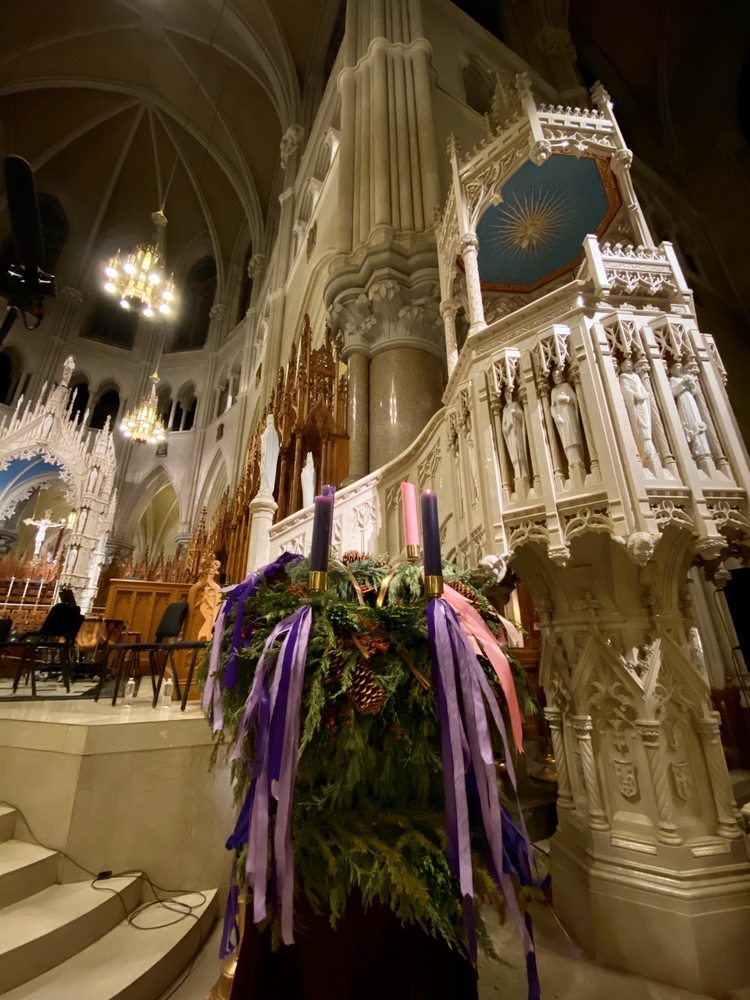 Social Spots from Cathedral Basilica of the Sacred Heart