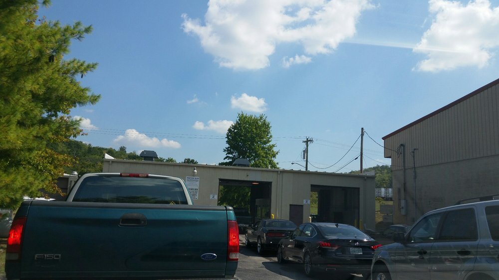 Davidson co emission testing center controllo gas di for Nashville motors dickerson pike