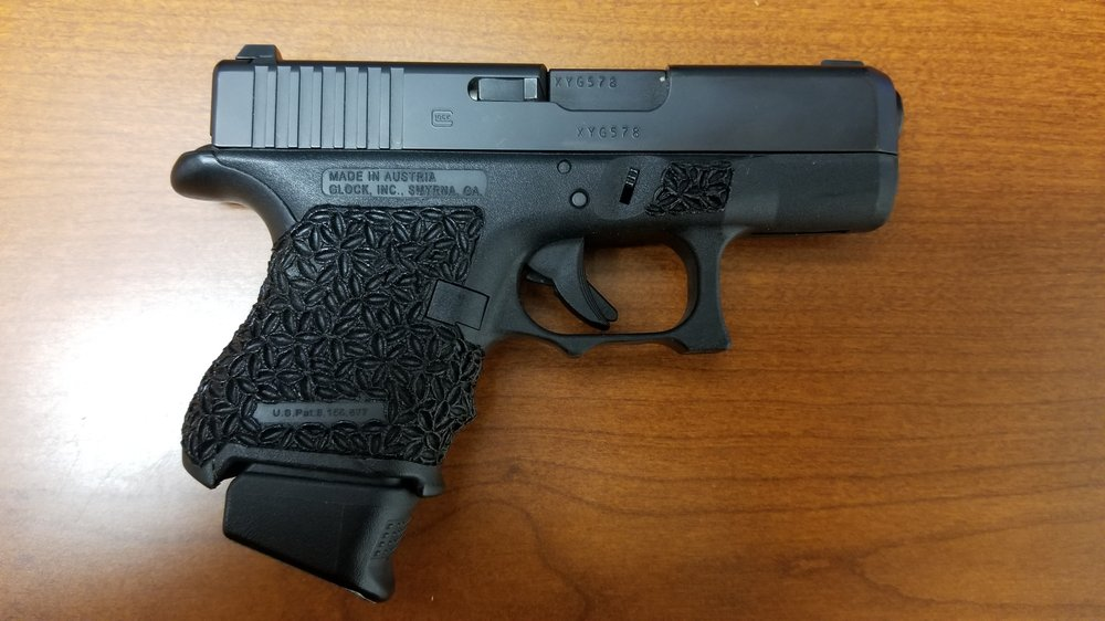 Glock 26 Gen 4 with the following: -Complete Frame Package