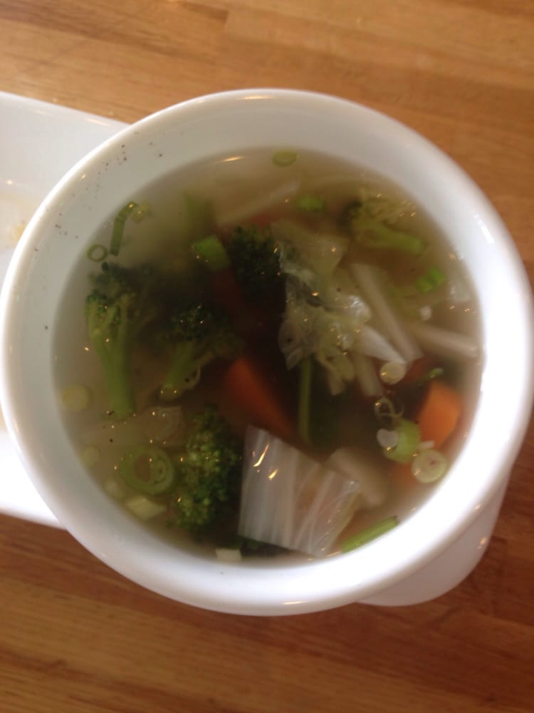 Very Good Simple Veggie Soup Yelp