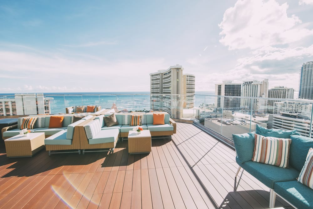 Sky Deck During The Day Hawaii S Ultimate Roof Top