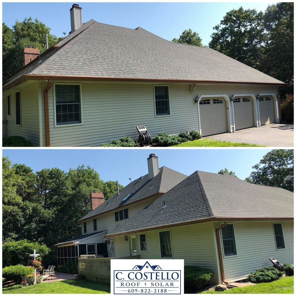 C. Costello Roof + Solar