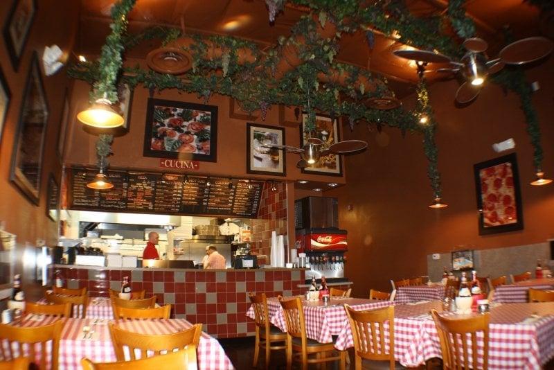 Carmines Pizza Kitchen