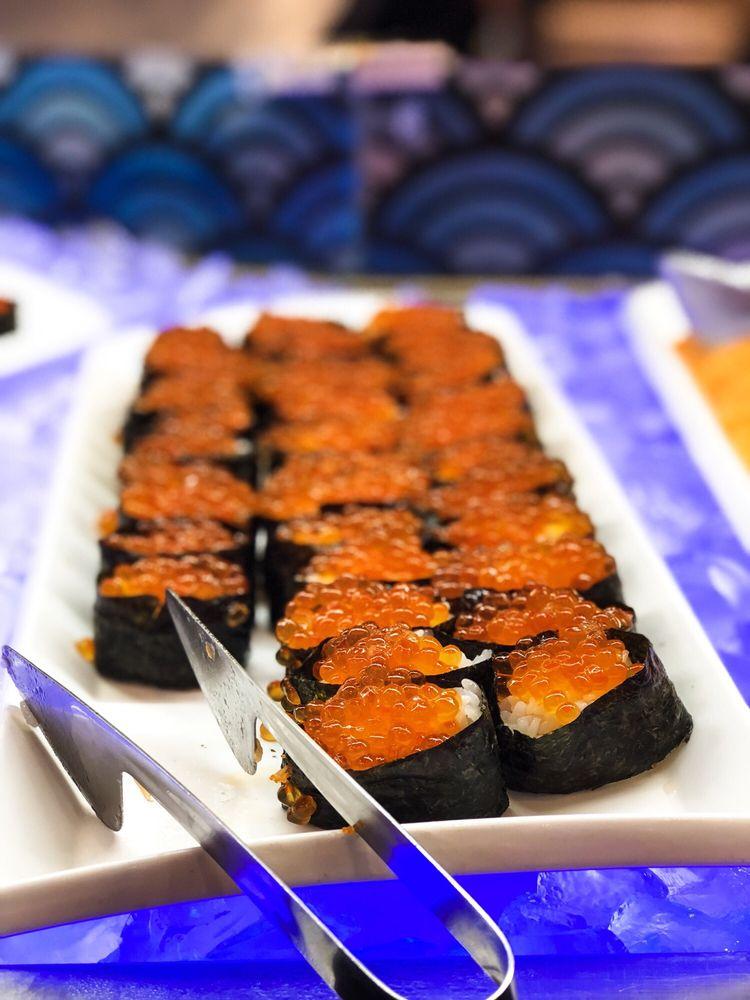 Shiki Seafood Buffet: 5535 Rosemead Blvd, Temple City, CA