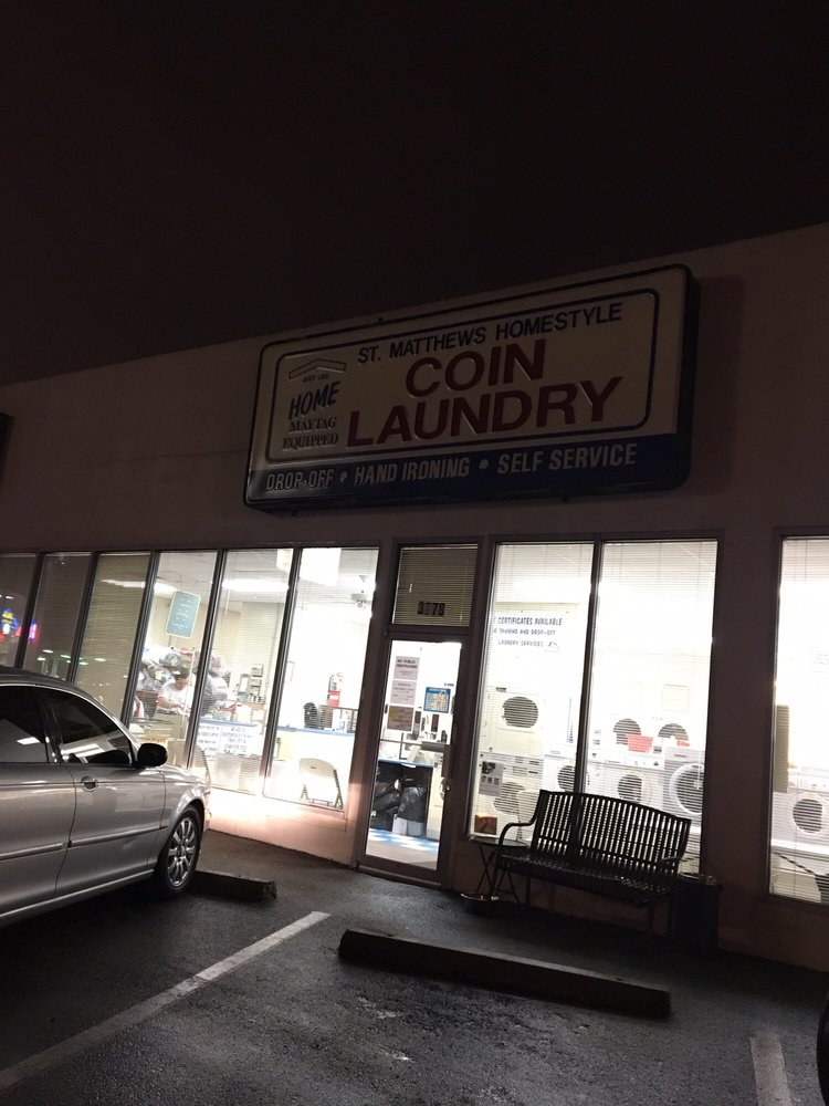 St Matthews Homestyle Coin Laundry: 3778 Lexington Rd, Louisville, KY