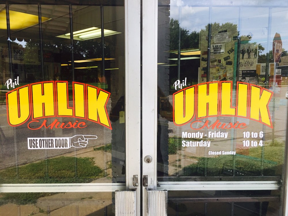 uhlik phil music guitar stores 2160 e douglas ave wichita ks phone number yelp