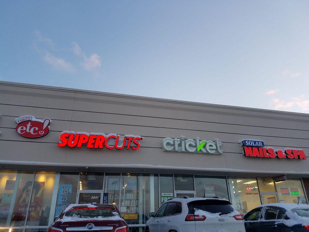 Solar Nails & Spa: 5845 South Transit Rd, Lockport, NY