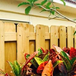 Photo Of Bulldog Fence Florida Delray Beach Fl United States Wide
