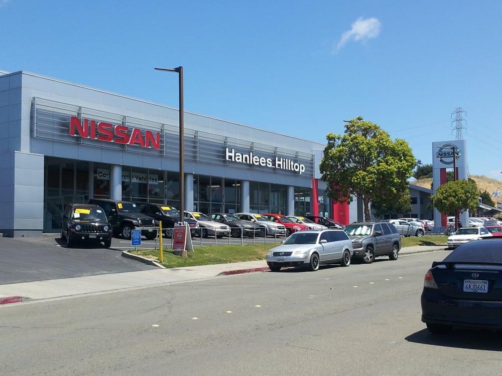 Welcome to Hanlees Hilltop Nissan! - Yelp