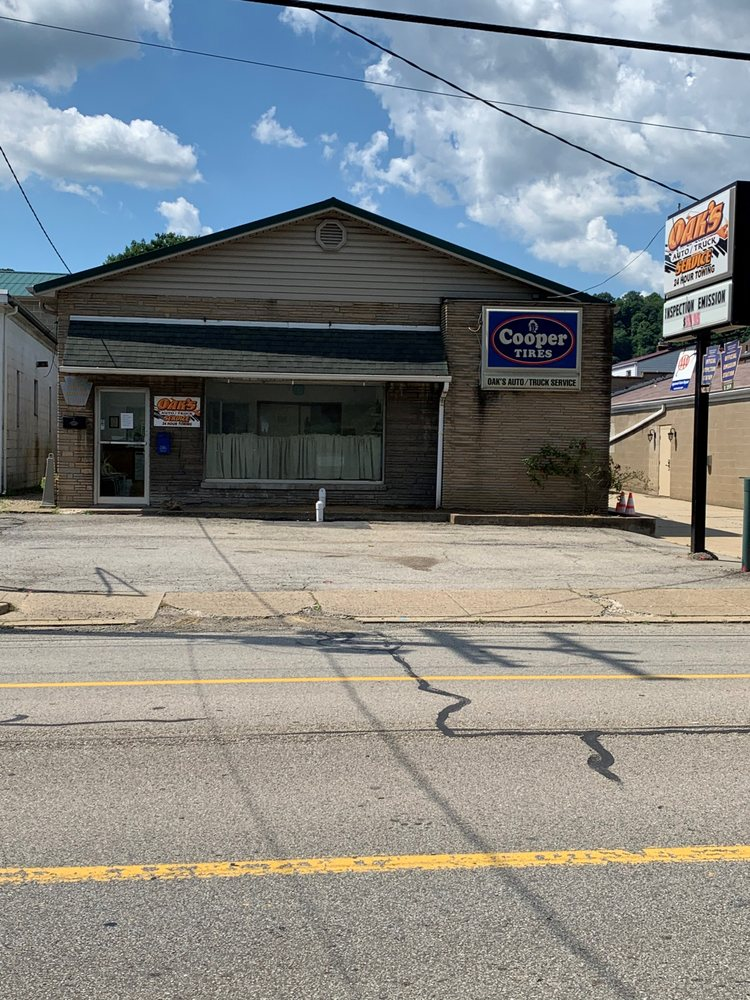 Oak's Auto Truck Service: 1706 Pittsburgh St, Cheswick, PA