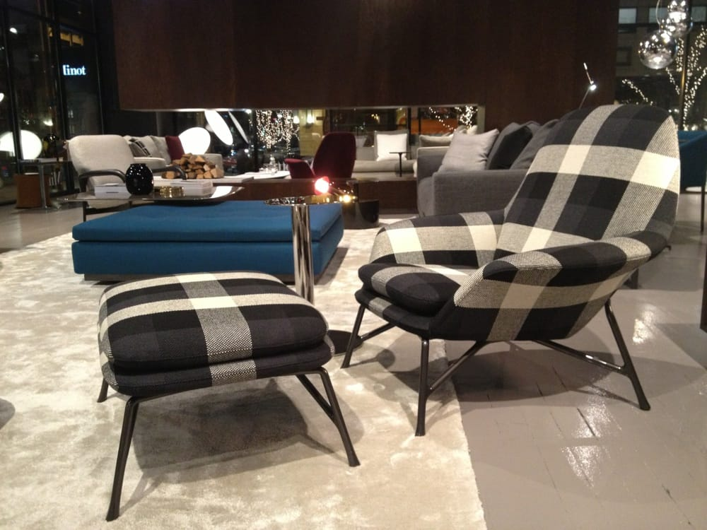 Photo Of Minotti Chicago   Chicago, IL, United States. Minotti Prince  Armchair.