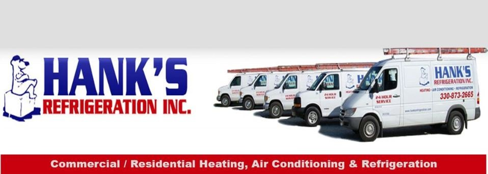 Hank's Refrigeration: 3771 Summit Rd, Norton, OH