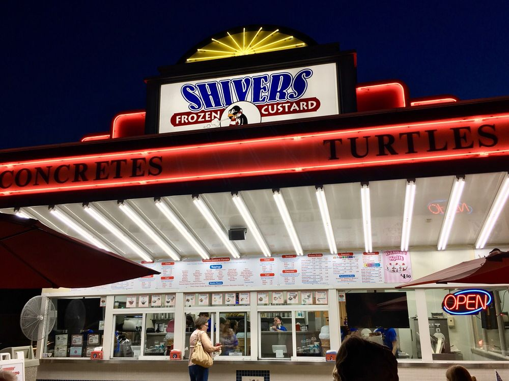 Shivers Frozen Custard