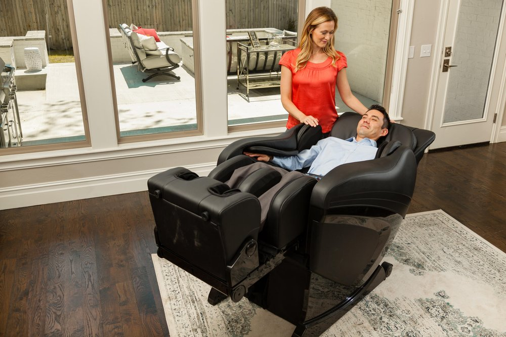 Zen Awakening Massage Chairs Provide The Ultimate Full