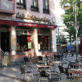Cafe liebfrauenberg 13 fotos 29 beitr ge caf for Liebfrauenberg frankfurt