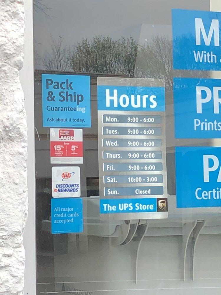 The UPS Store: 1117 E Putnam Ave, Riverside, CT
