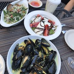 Sermet S Courtyard 84 Photos 80 Reviews Mediterranean 115 River Landing Dr Daniel Island Sc Restaurant Phone Number