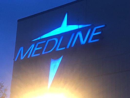 Medline Industries - 1160 S Northpoint Blvd, Waukegan, IL