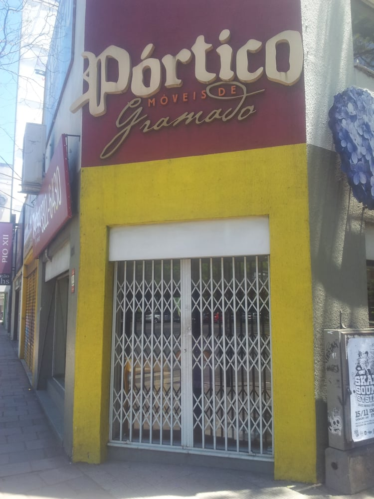 Portico m veis gramado tienda de muebles av osvaldo - Portico muebles catalogo ...
