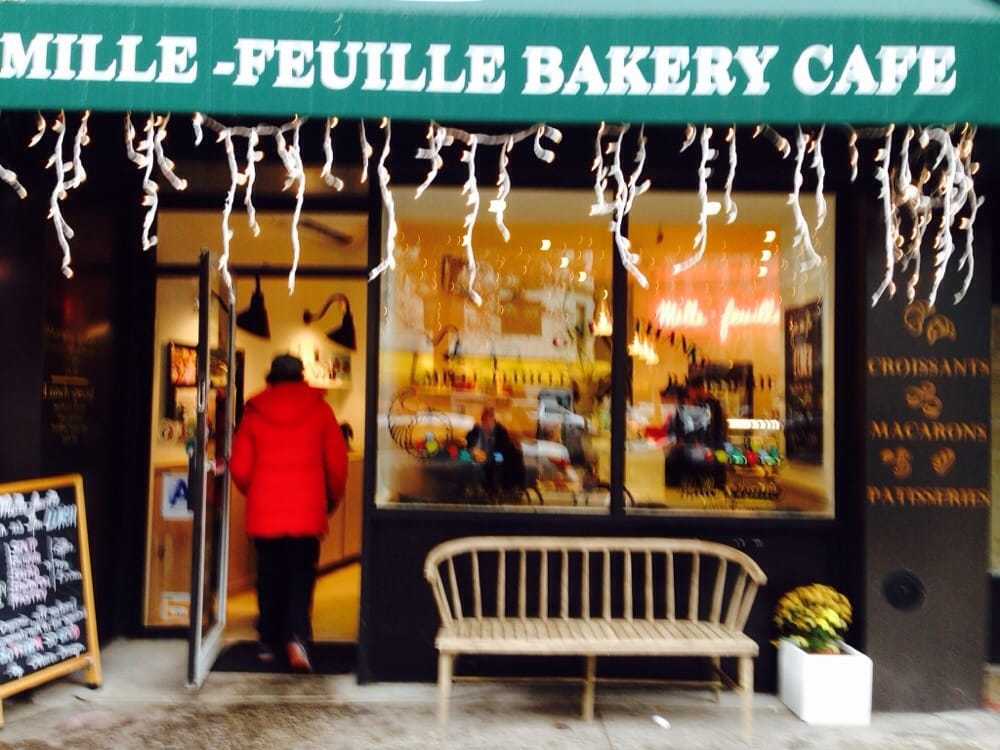 Mille Feuille New York City