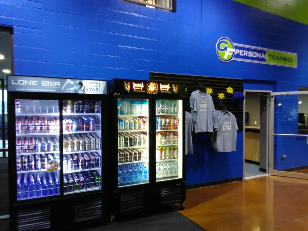 Get Fit Athletic Club: 7140 East Washington St, Indianapolis, IN