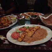 Ariana afghan kebab restaurant 140 photos 406 reviews for Ariana afghan cuisine menu