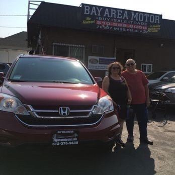Left to right - My New Honda CRV, me and Beckie!!! Thank You Carol, Paul, Beckie and Omar for making this possible.