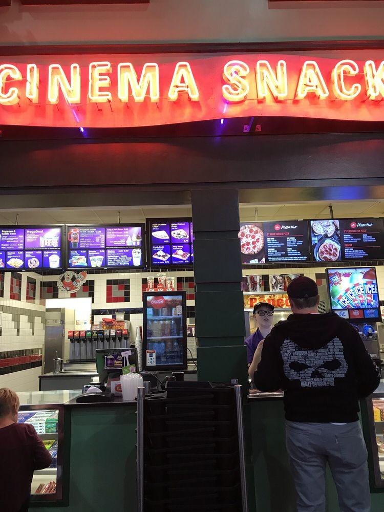 Cinema Snacks has long lines almost always    - Yelp