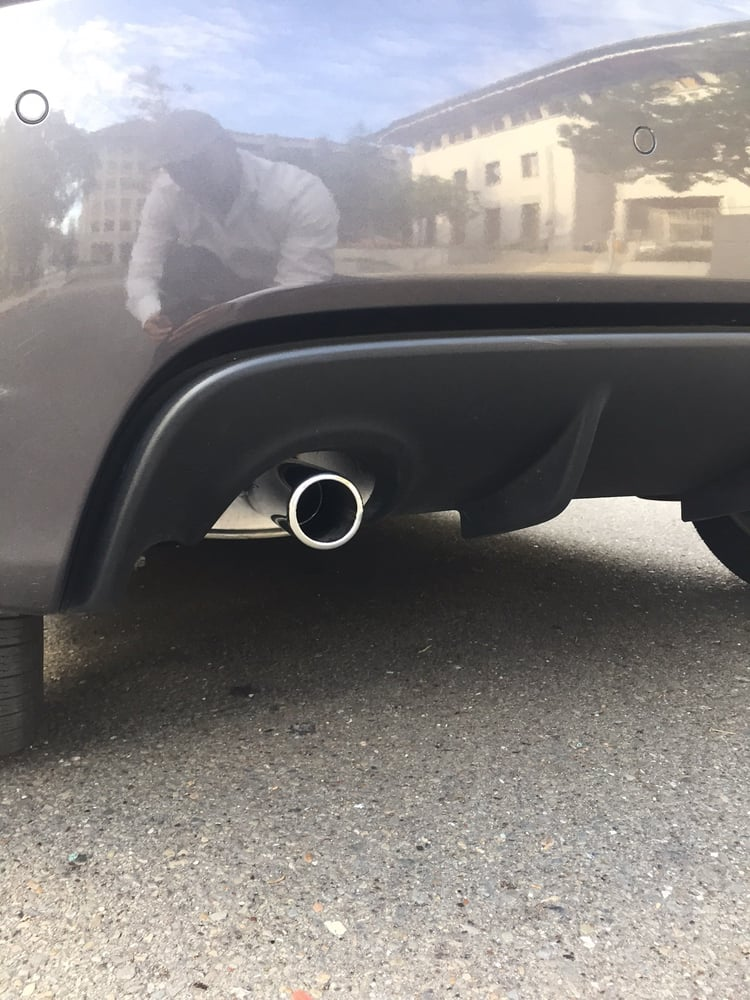 Drive Thru Oil Change Near Me >> Added muffler and new tail pipe - Yelp