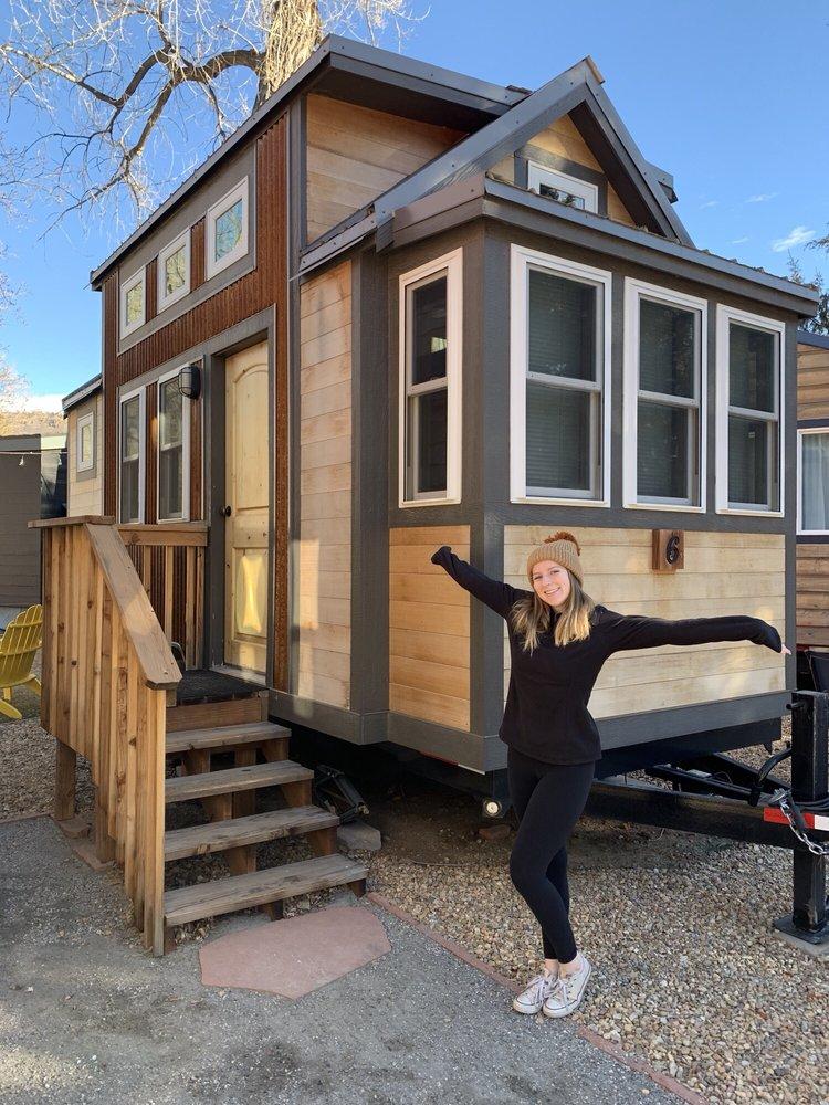 WeeCasa Tiny House Resort: 501 W Main St, Lyons, CO