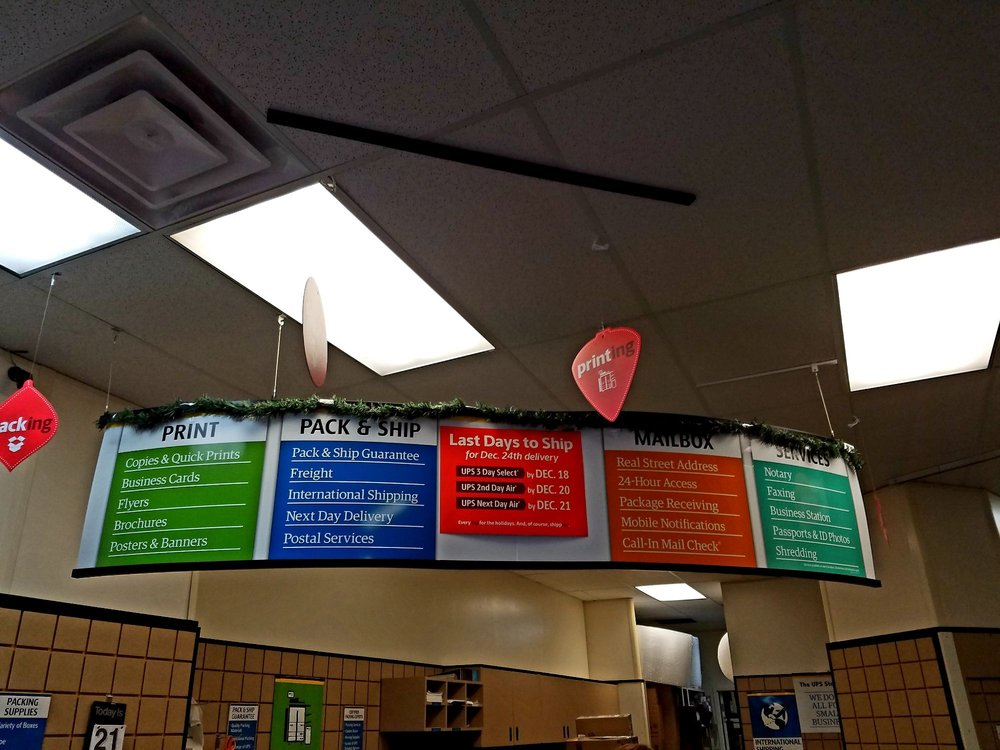 The UPS Store: 6457 Glenway Ave, Cincinnati, OH