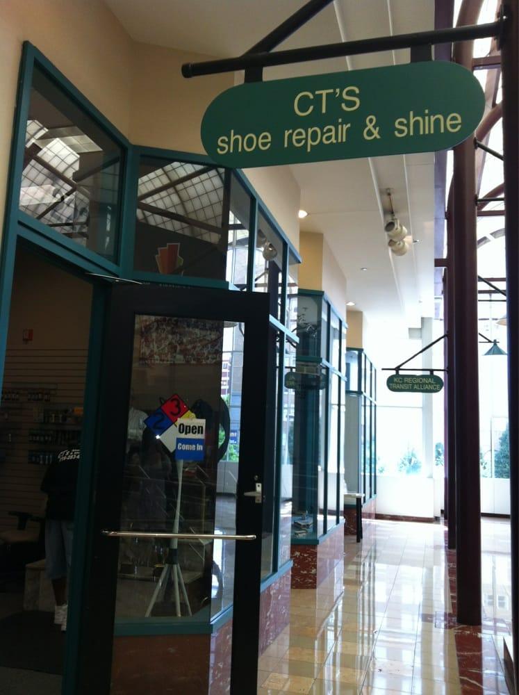 CT's Shoe Repair & Shine