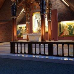 P O Of St Thomas Aquinas Catholic Church Charlotte Nc United States This