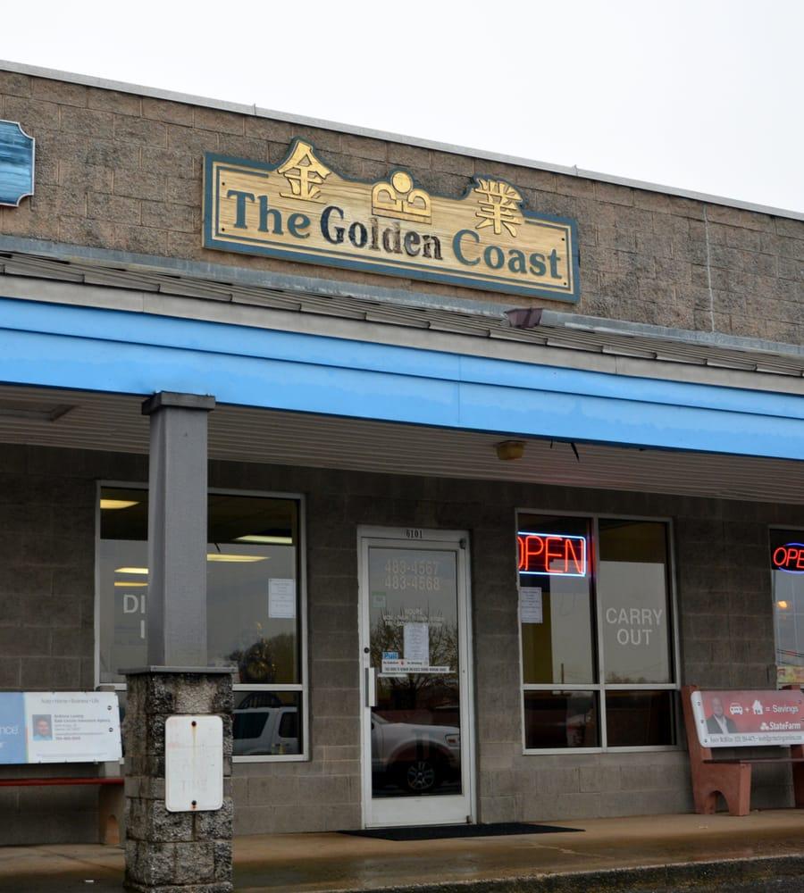Golden Coast Restaurant Denver Nc