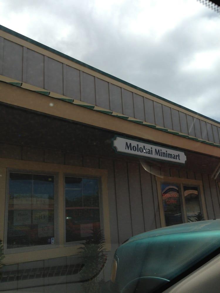 Molokai Minimart: 35 N Mohala St, Kaunakakai, HI