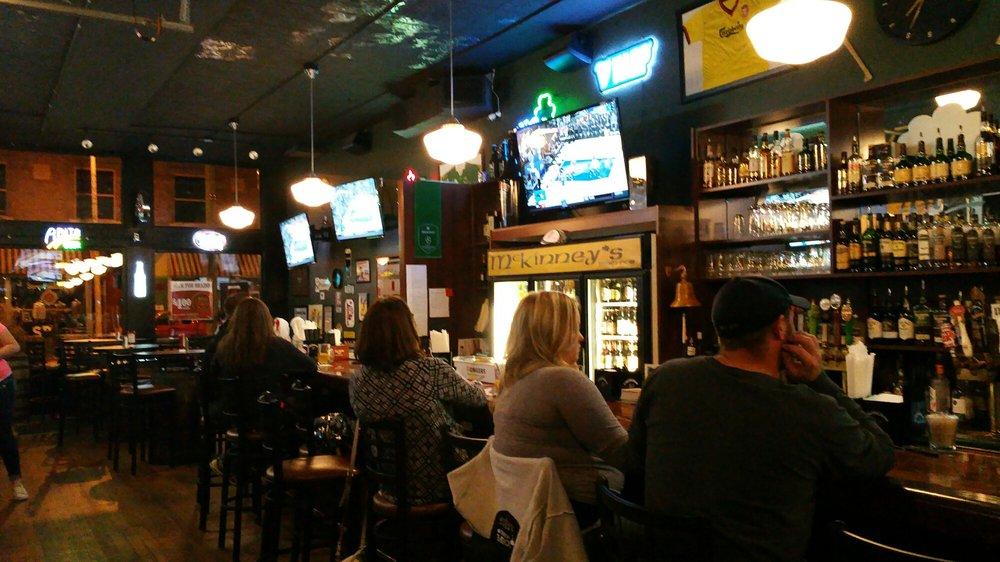 Mckinneys Pub: 123 3rd St W, Grand Island, NE