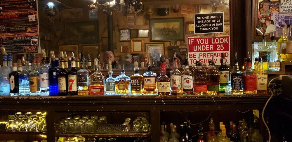 Genoa Bar: 2282 Main St, Genoa, NV