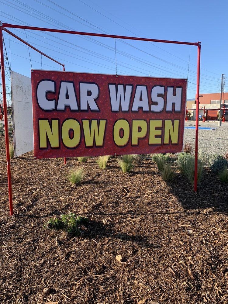 Loma Linda Express Car Wash: 25972 Barton Rd, Loma Linda, CA