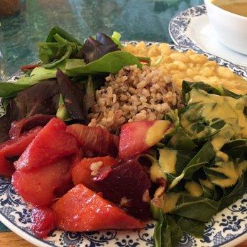 Photo Of Potala Vegan Restaurant Albany Ca United States