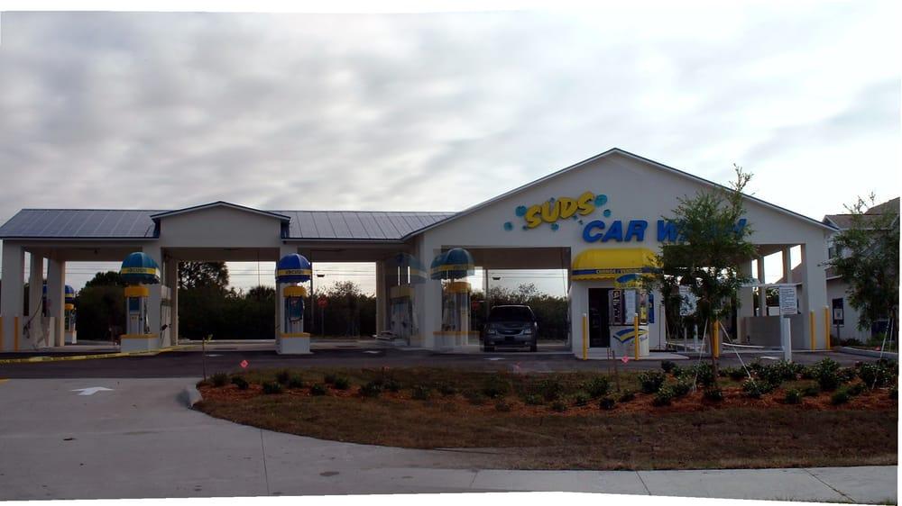Suds Car Wash: 4053 S Access Rd, Englewood, FL