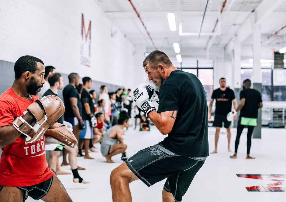 Mission MMA & Fitness: 1620 W Carroll Ave, Chicago, IL