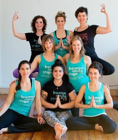 Buena Onda Yoga: Venezuela 670, Buenos Aires, C
