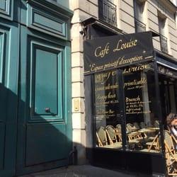 Caf Ef Bf Bd Louise Paris Brunch