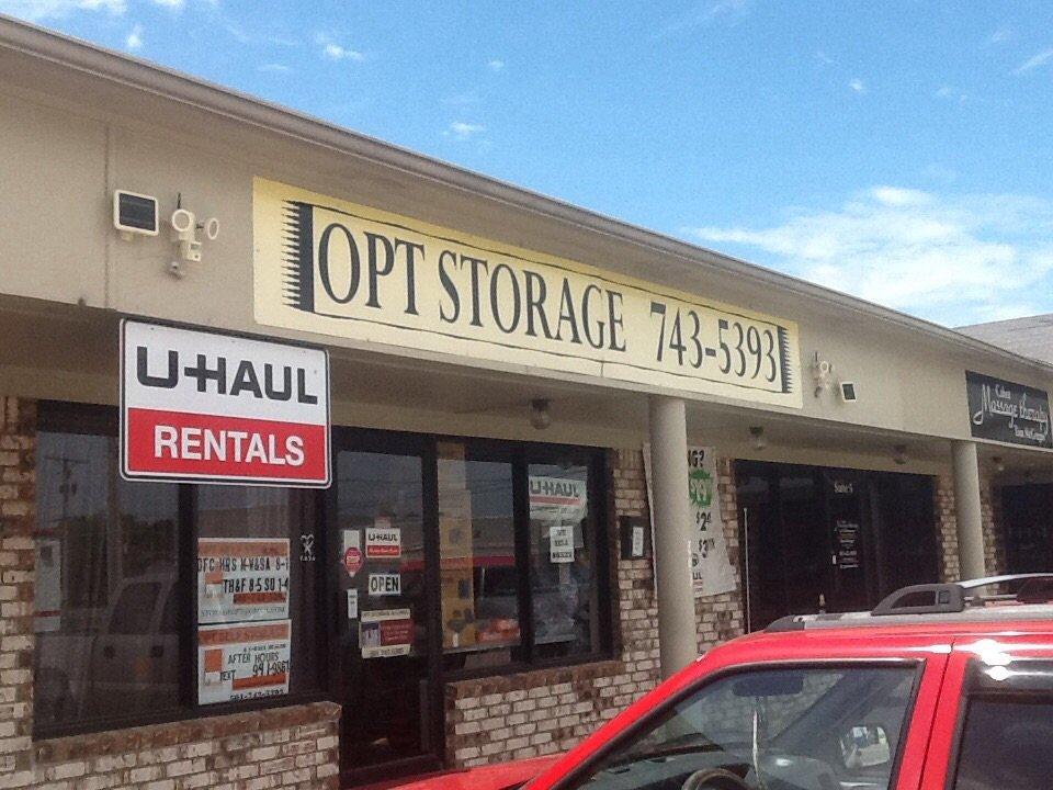 U-Haul Neighborhood Dealer: 918 W Main St, Cabot, AR